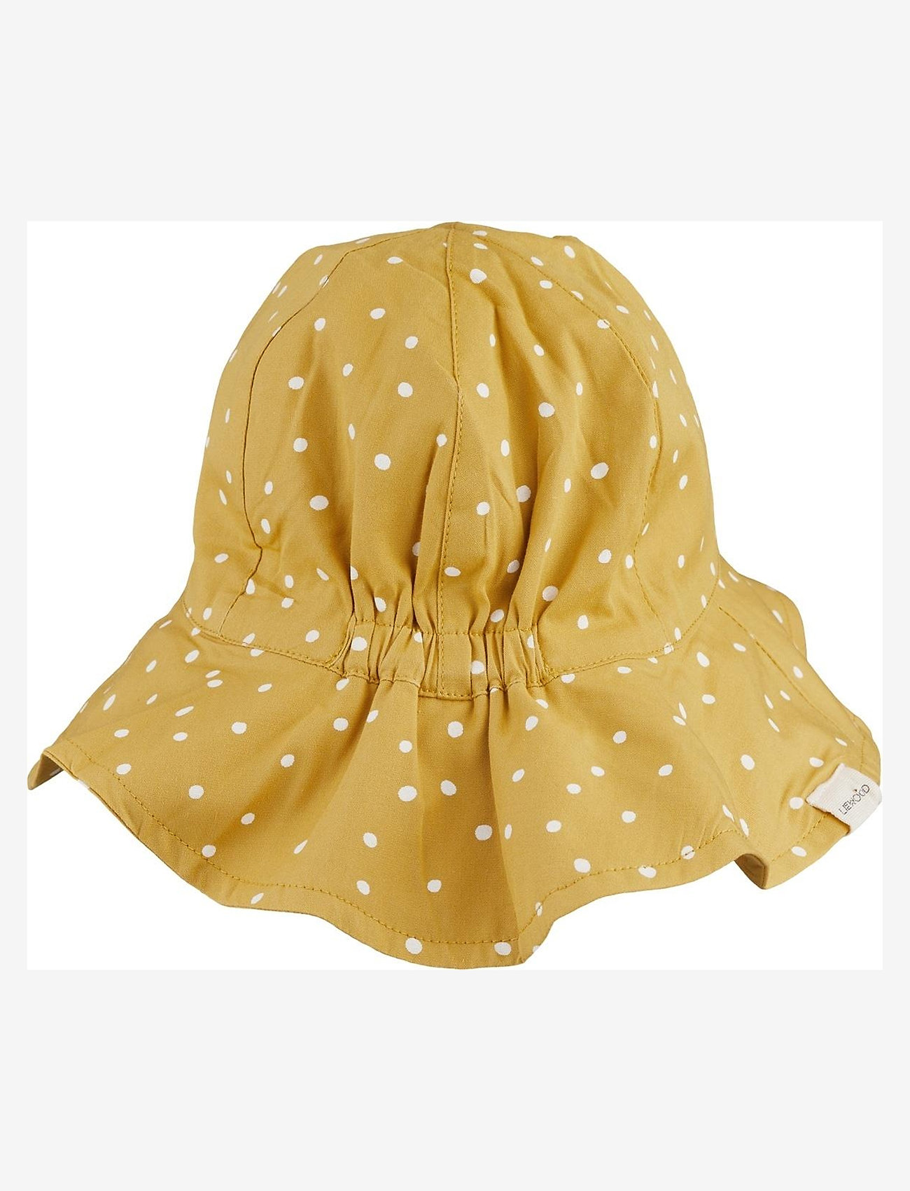 Liewood - Amelia sun hat - solhat - confetti yellow mellow mix - 1