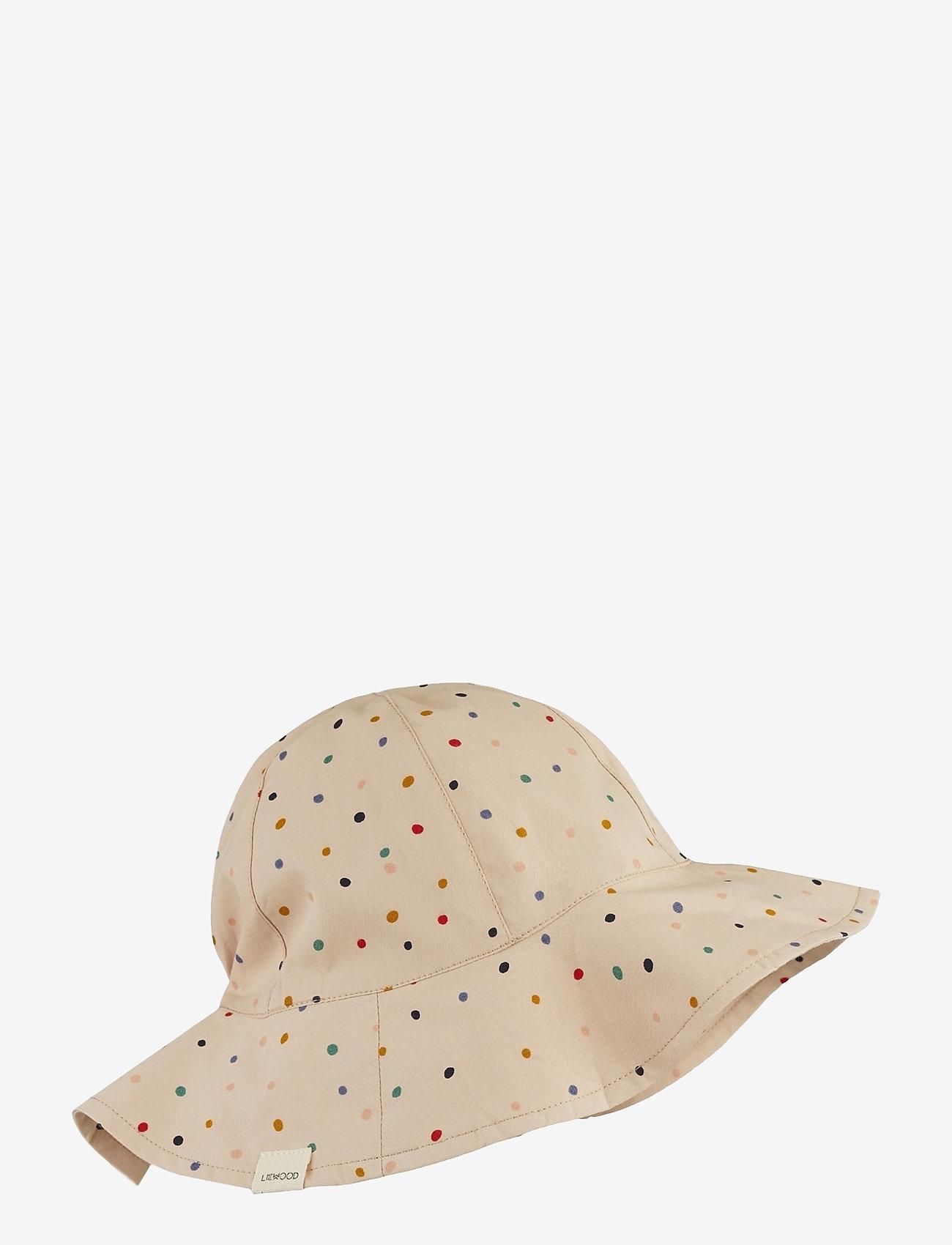 Liewood - Amelia sun hat - solhat - confetti mix - 0