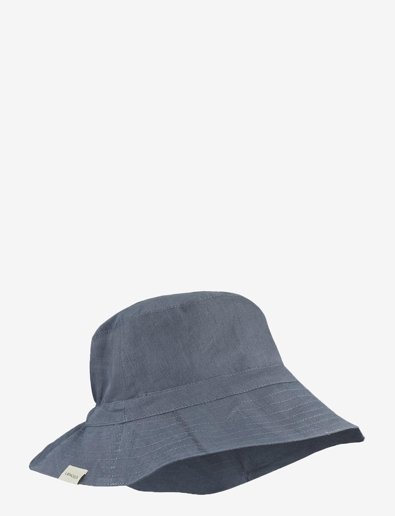 Liewood - Delta bucket hat - solhat - blue wave - 0