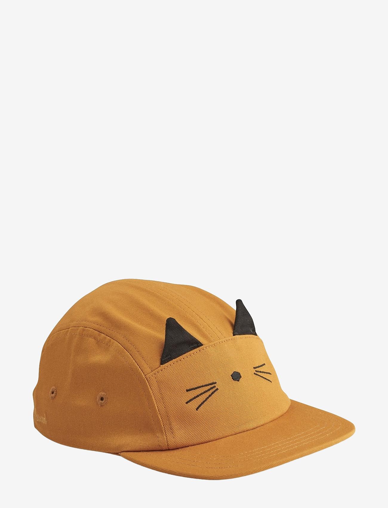 Liewood - Rory cap - mutsen - cat mustard - 0