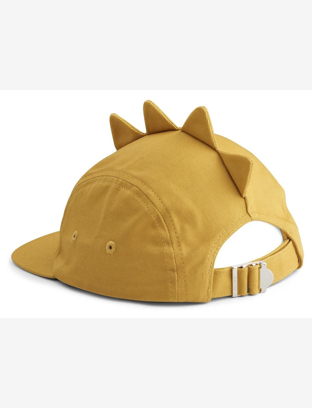 Liewood - Rory cap - huer & kasketter - dino yellow mellow - 1