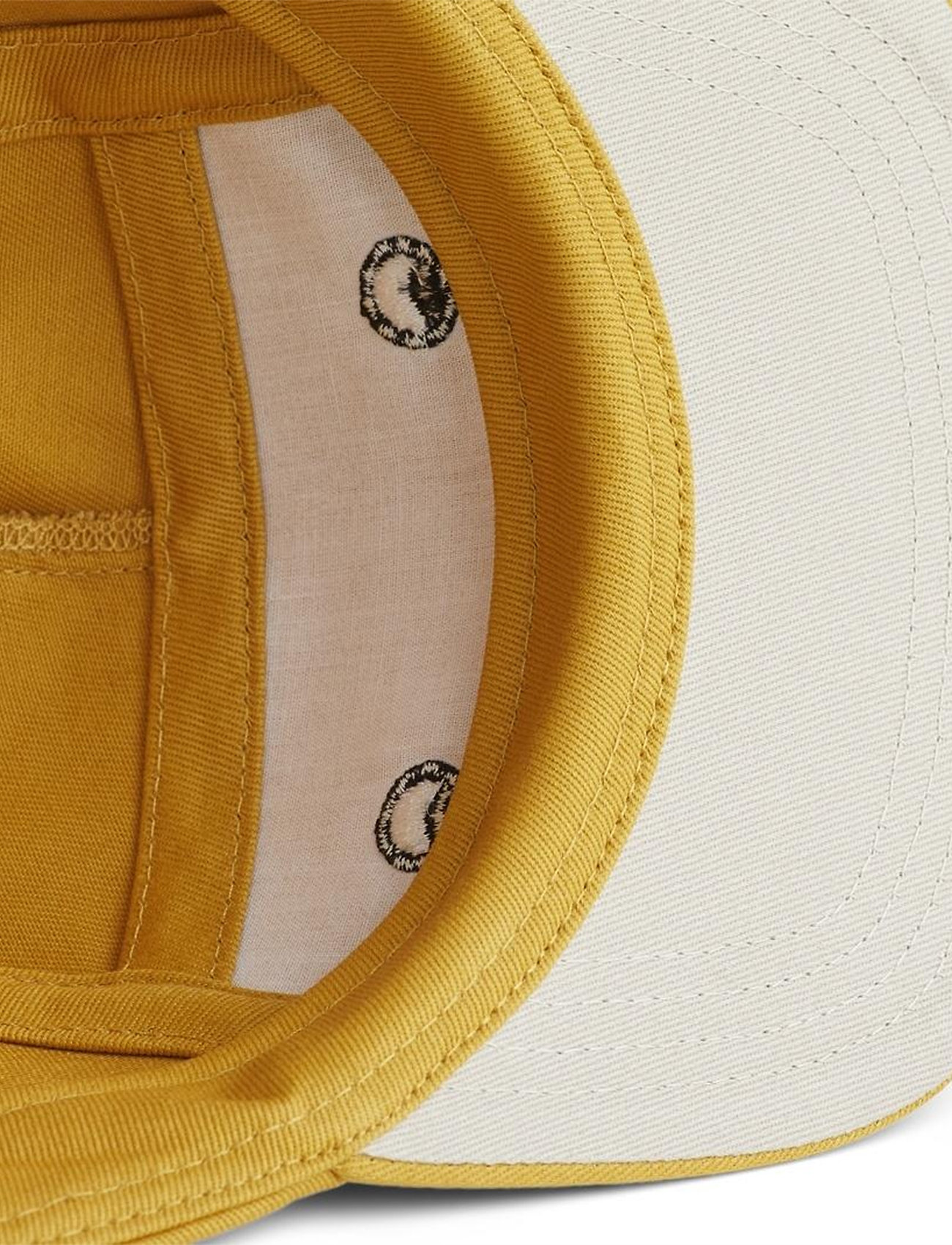 Liewood - Rory cap - mutsen - dino yellow mellow - 2