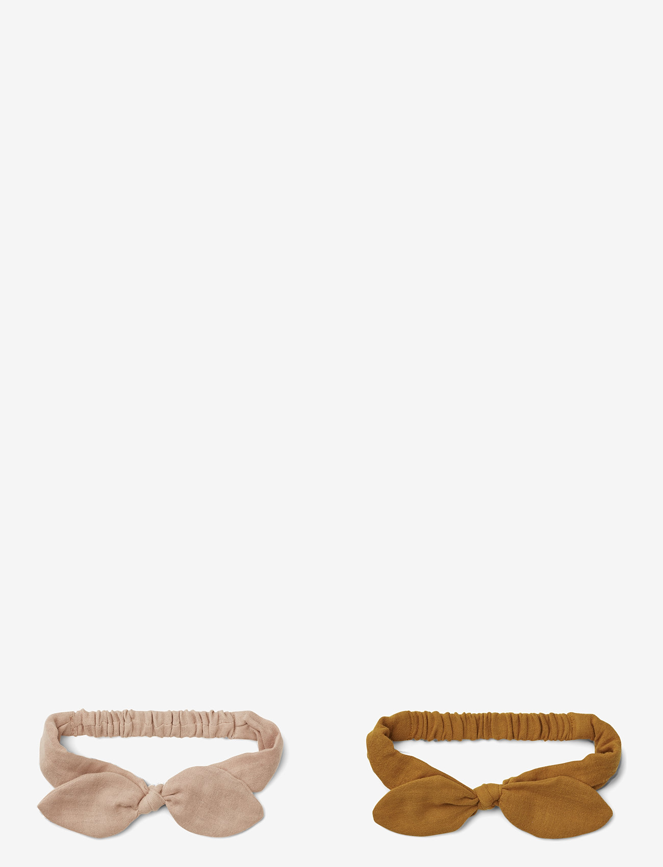 Liewood - Henny headband 2-pack - bandeau pour cheveux - rose mustard mix - 0