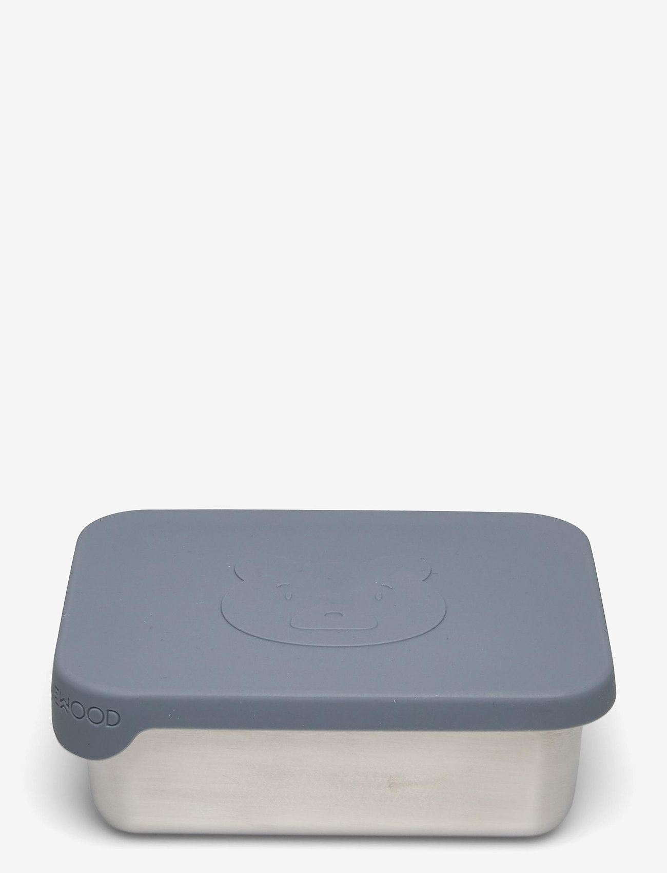 Liewood - Ako snack box - boîtes à lunch - mr bear blue wave - 0