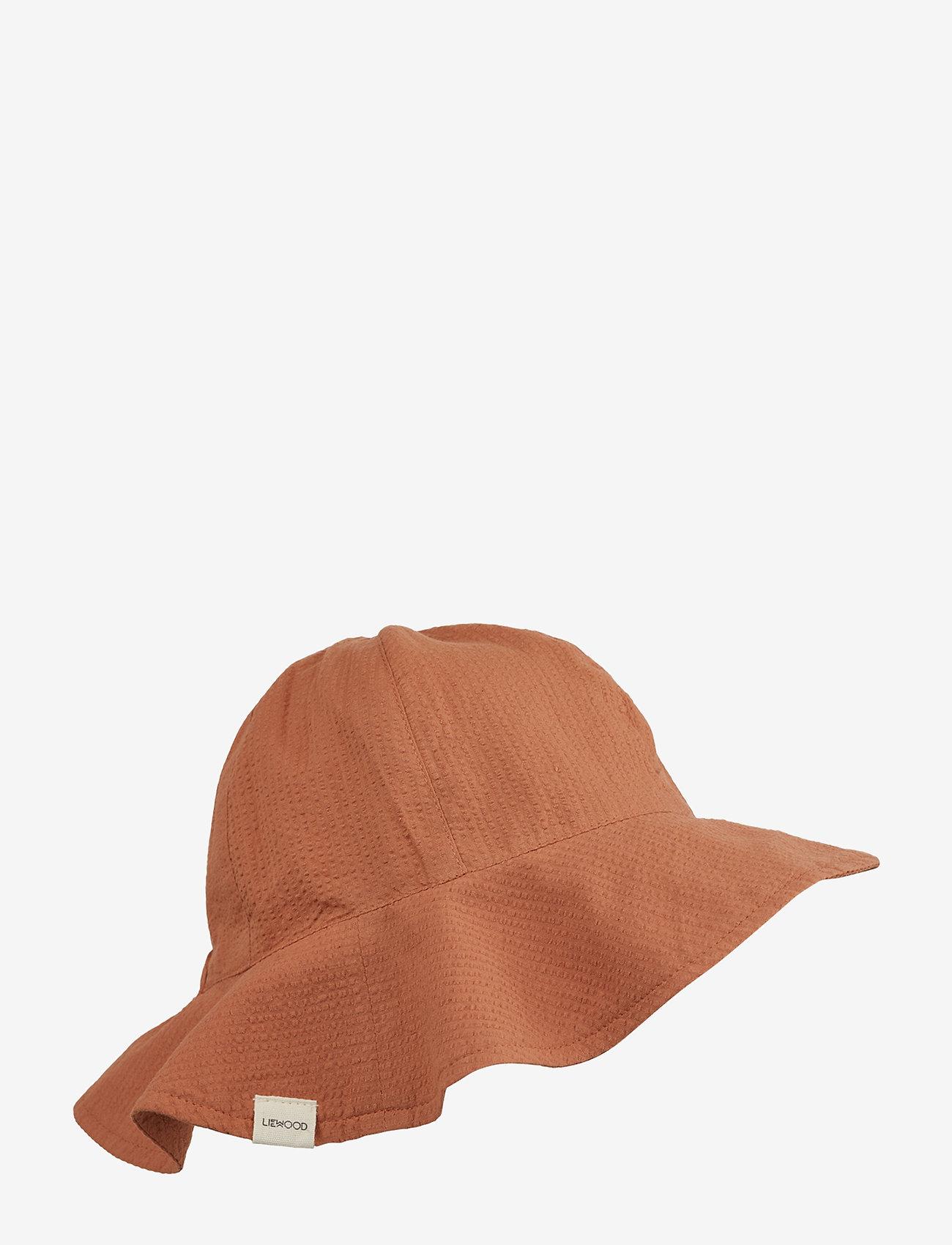 Liewood - Layla sun hat - solhat - sienna - 0