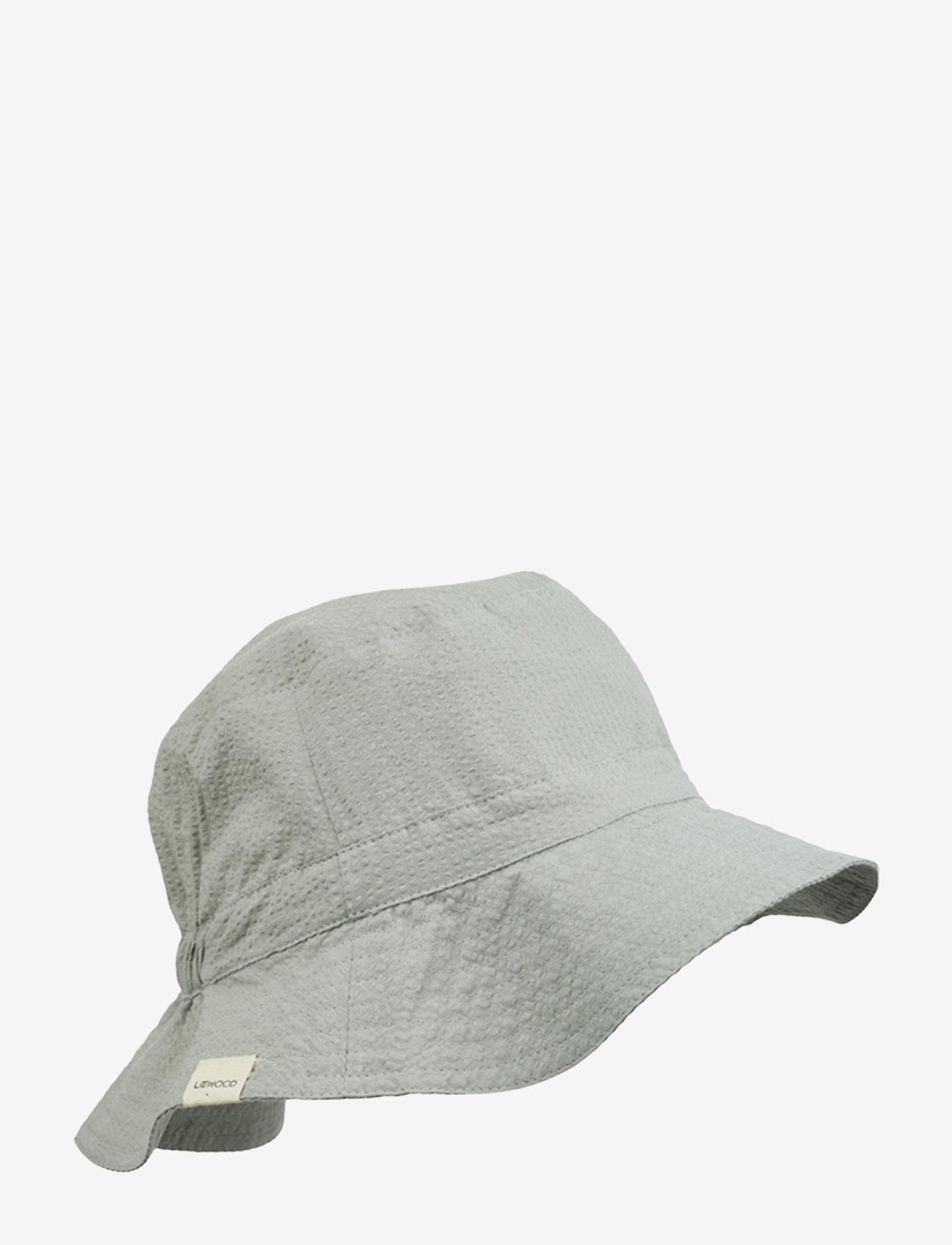 Liewood - Loke bucket hat - solhat - dove blue - 0