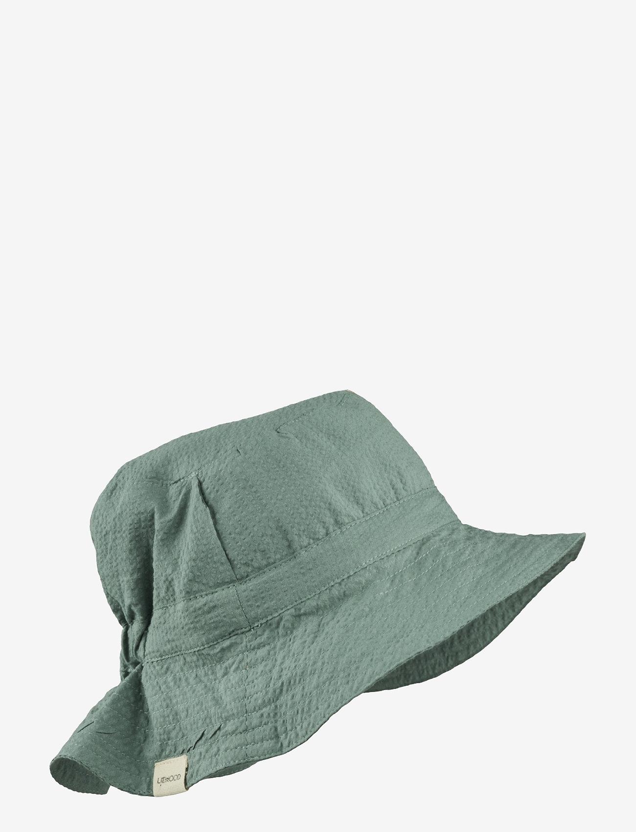 Liewood - Loke bucket hat - solhat - peppermint - 0
