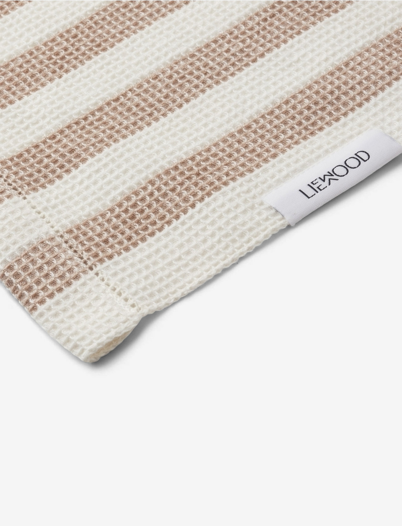 Liewood - Macy beach towel - accessoires - y/d stripe - 1