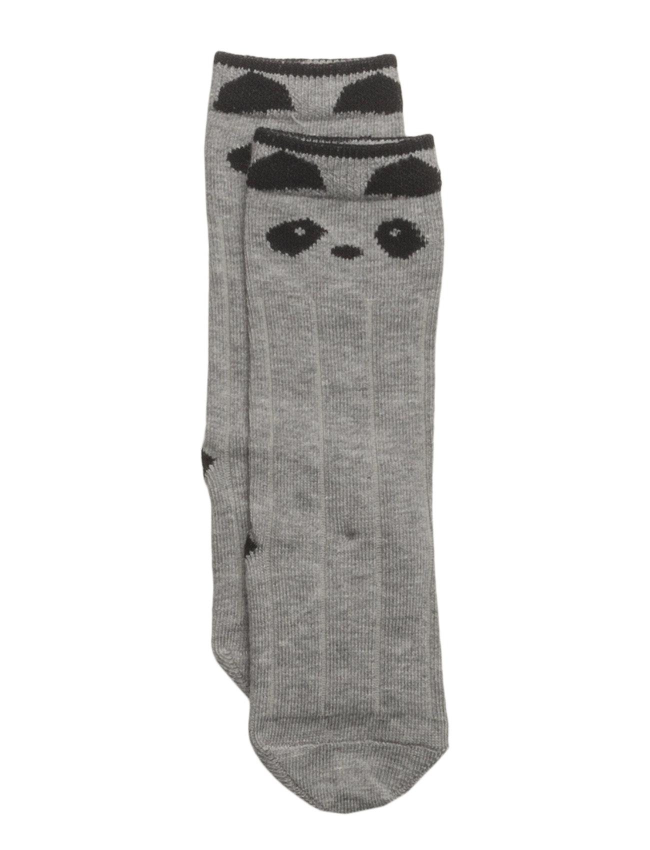 Liewood Sofia knee socks - PANDA GREY MELANGE