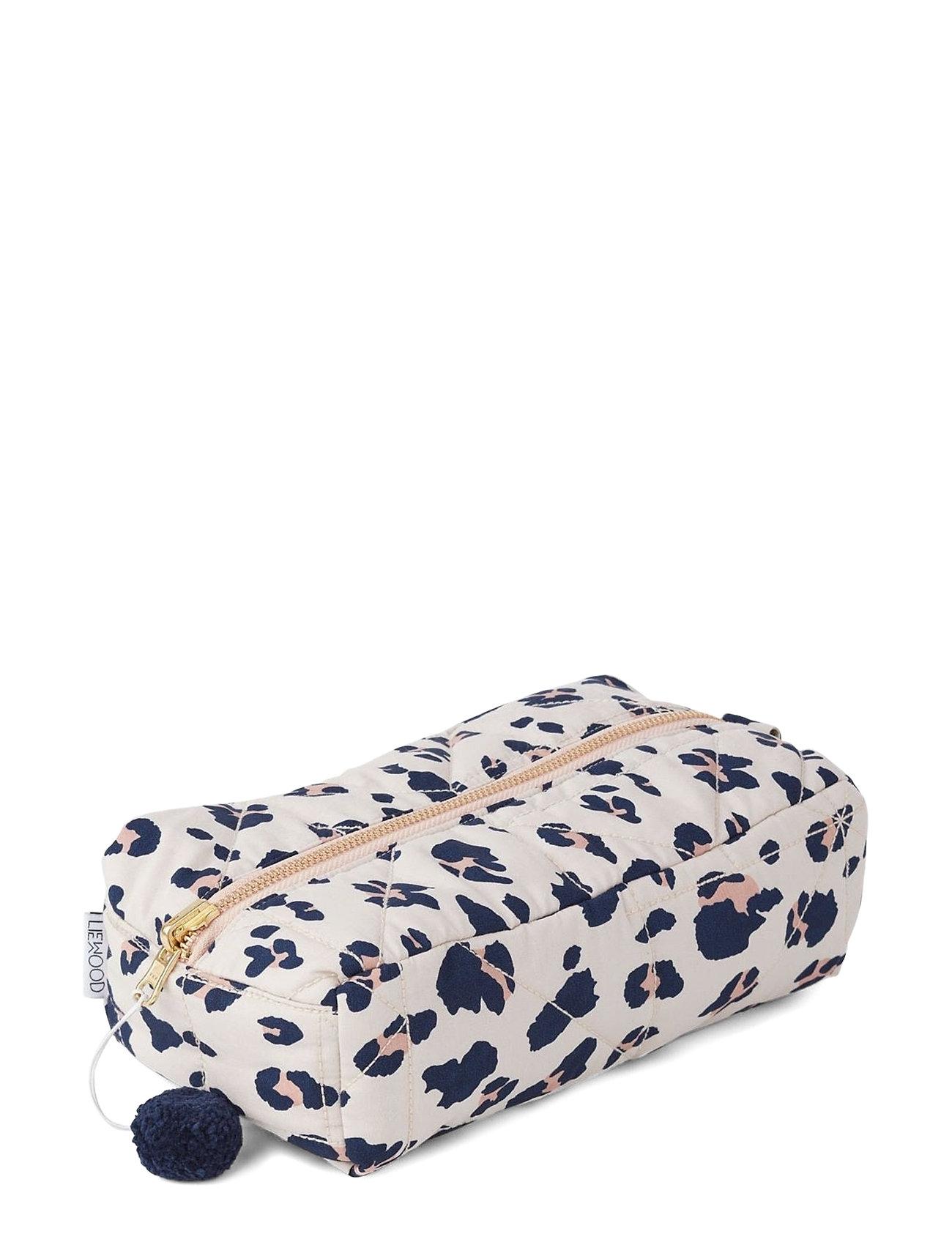 Liewood Beate toiletry bag - LEO BEIGE BEAUTY