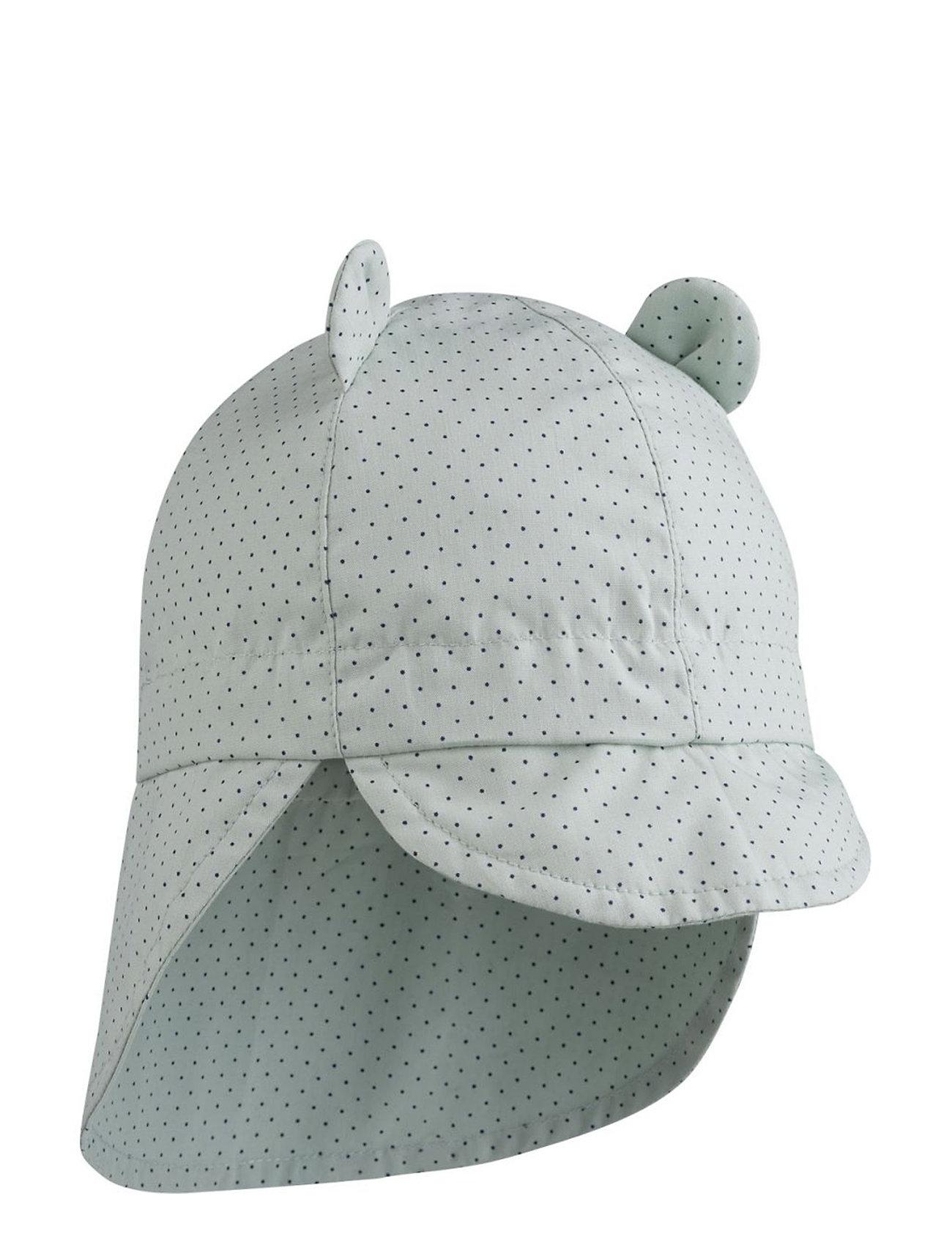 Liewood Gorm sun hat - LITTLE DOT DUSTY MINT