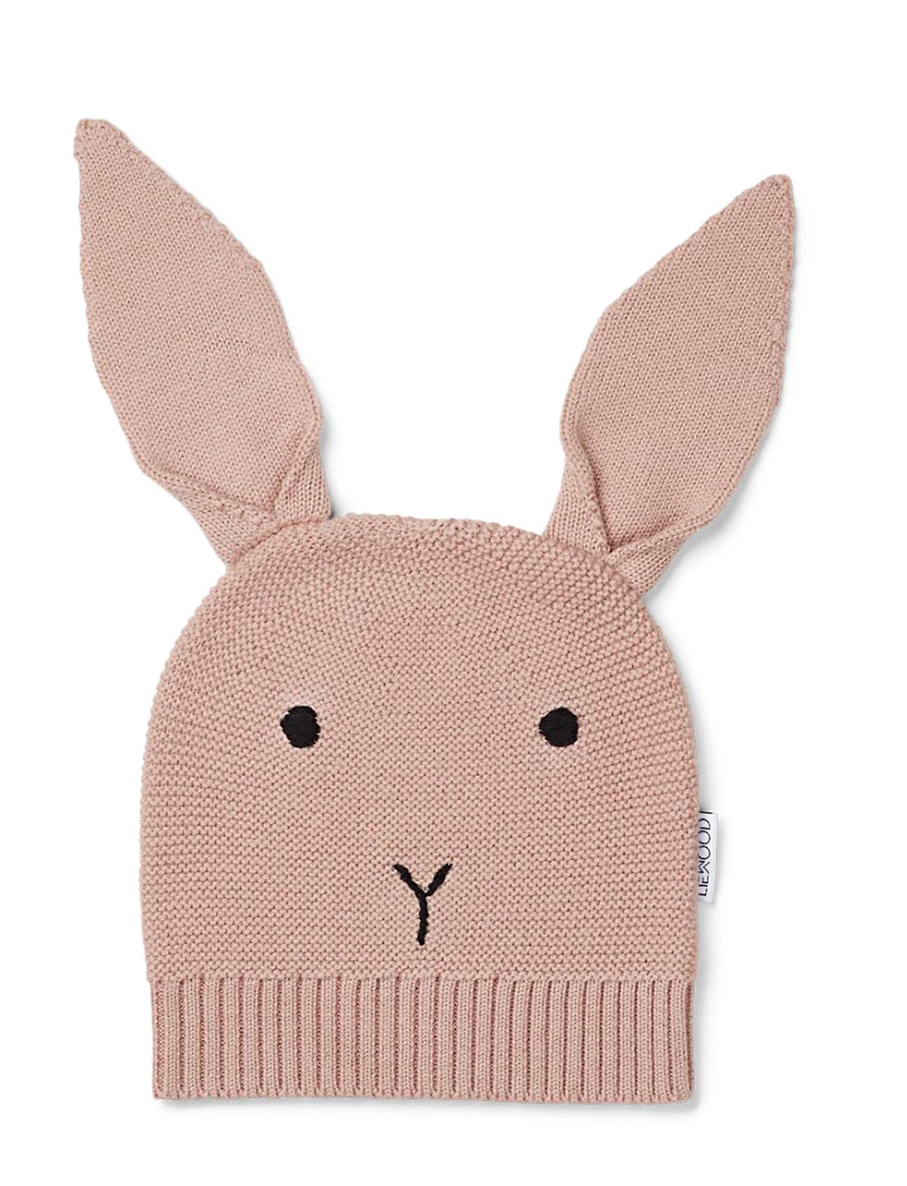 Liewood Viggo knit hat - RABBIT ROSE