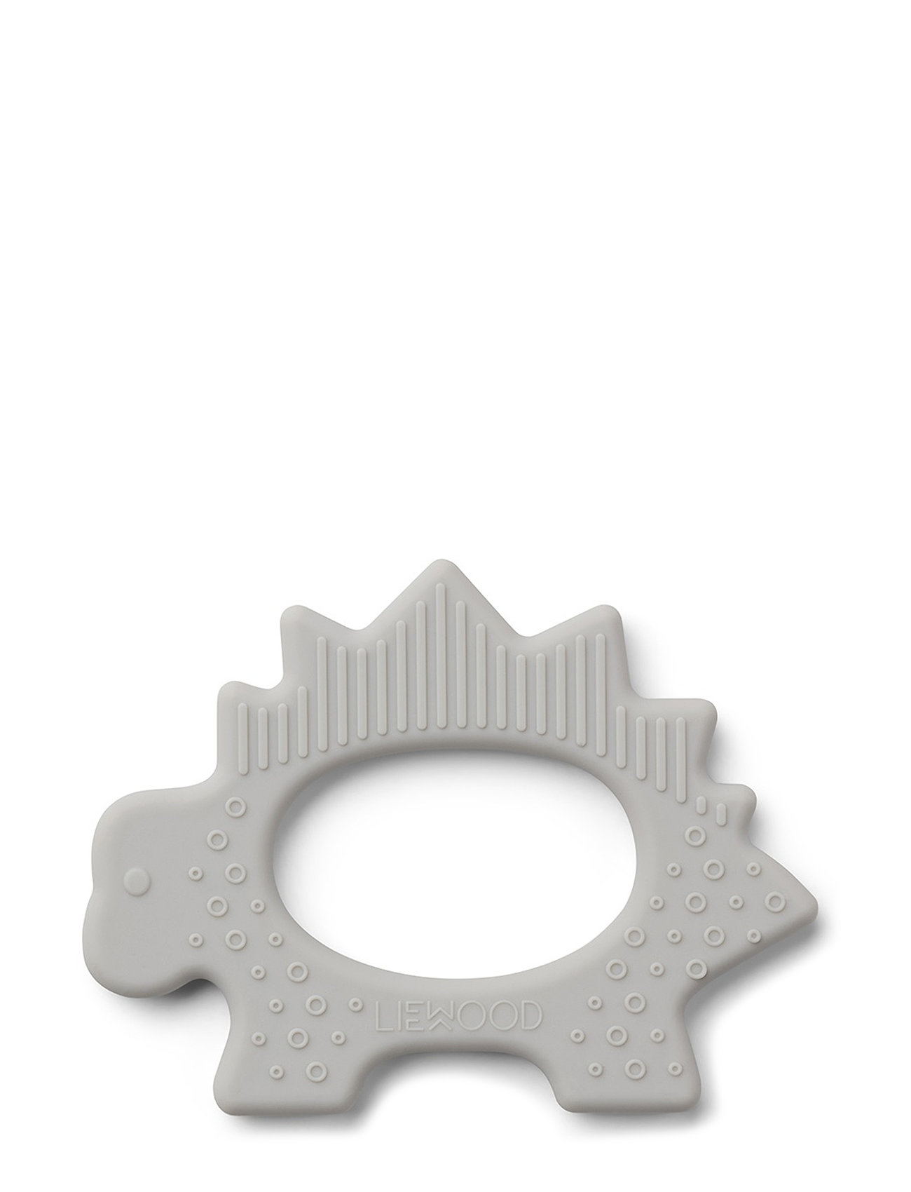 Liewood Gemma teether - DINO DUMBO GREY