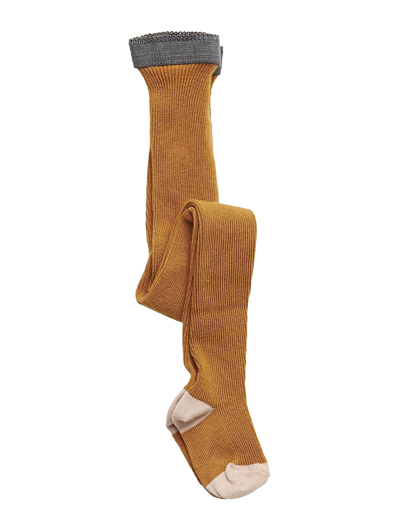 Liewood Linea stockings - MUSTARD