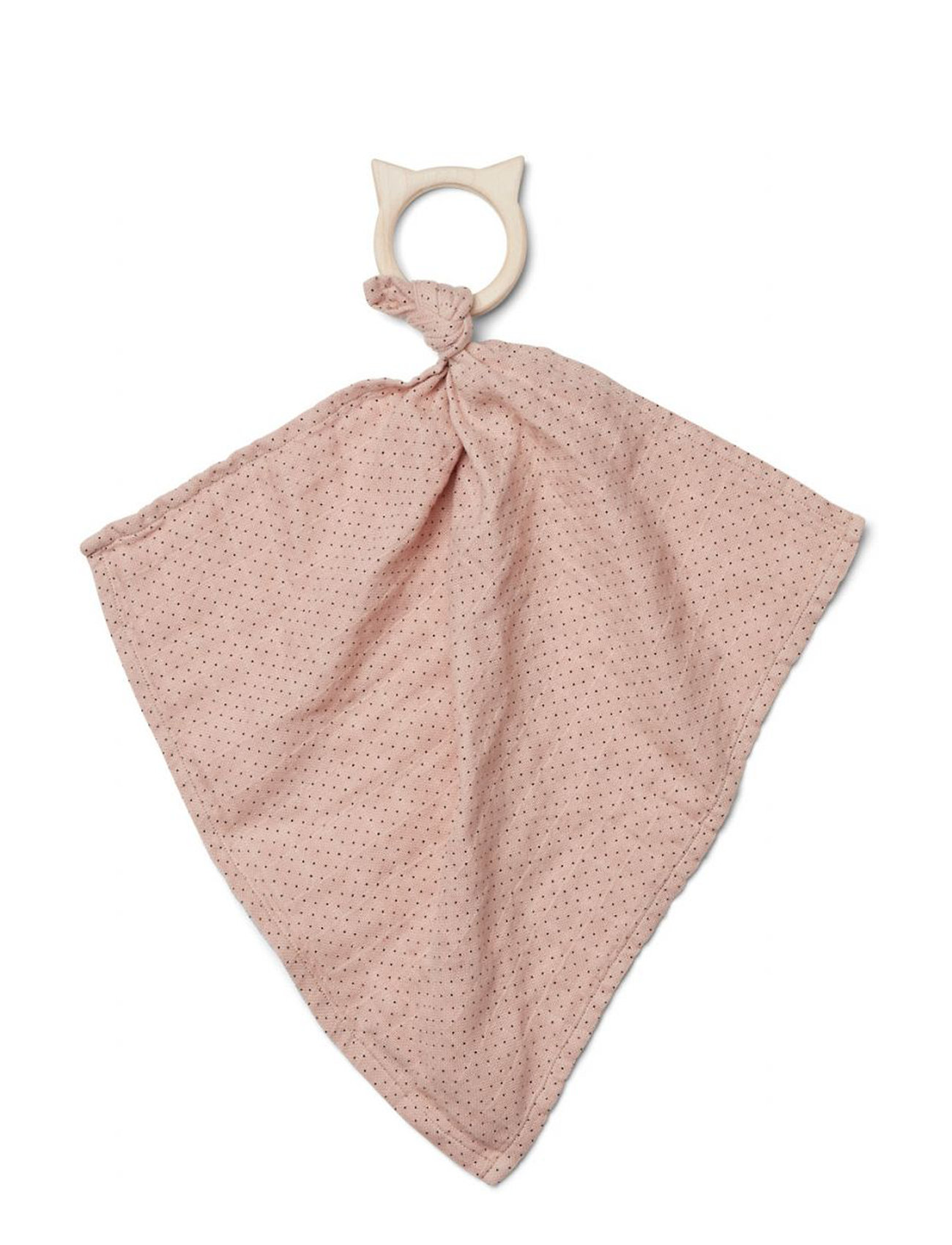 Liewood Dines teether cuddle cloth - LITTLE DOT ROSE