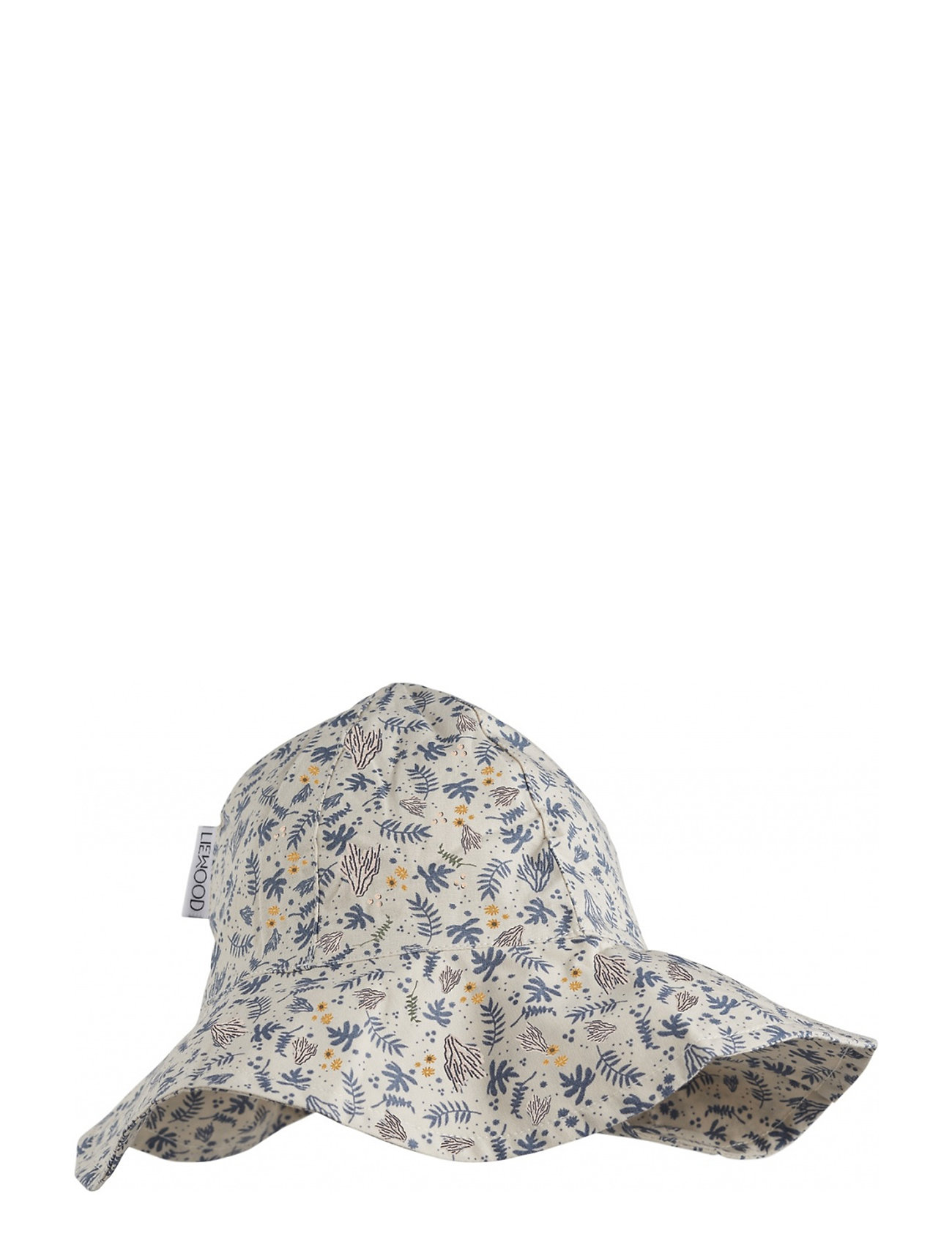 Liewood Amelia sun hat - CORAL FLORAL/MIX