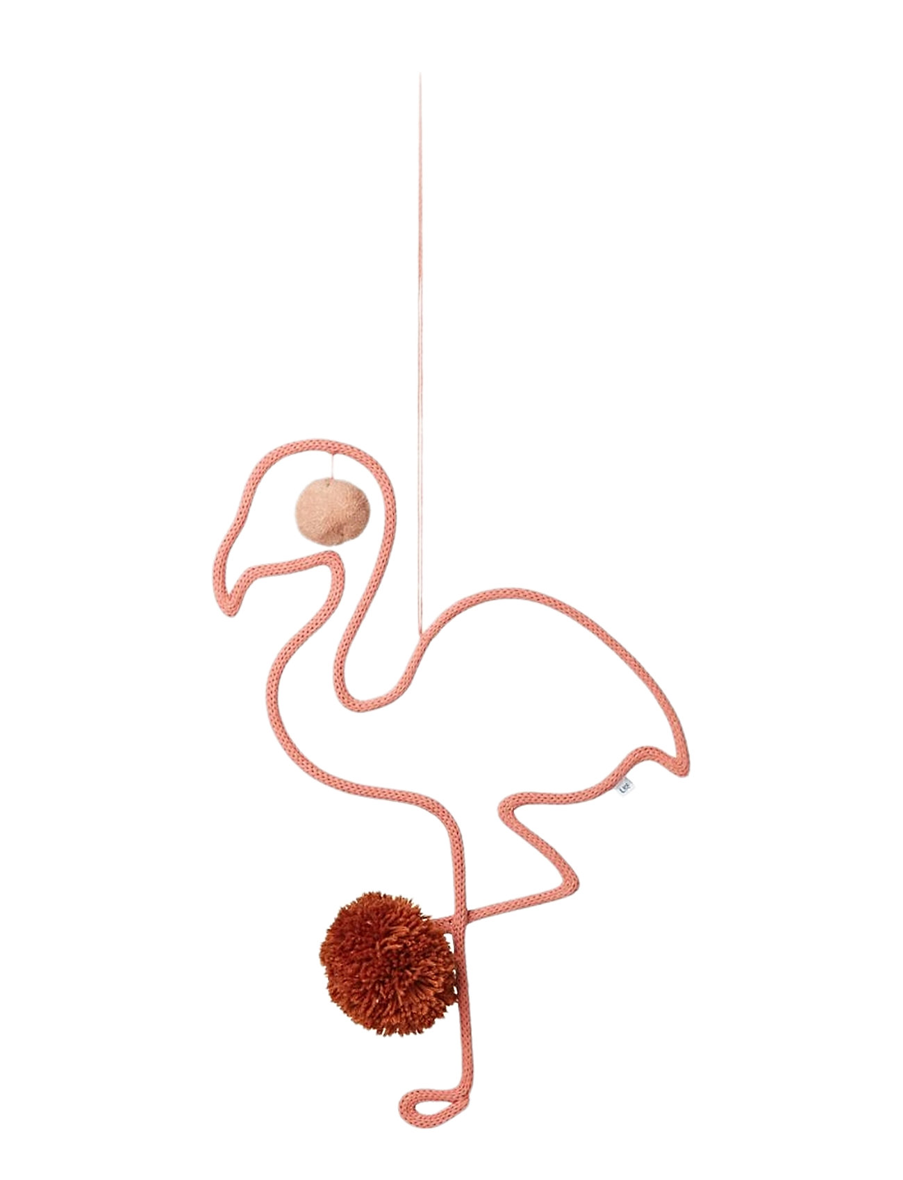 Liewood Odin mobile - FLAMINGO CORAL ROSE