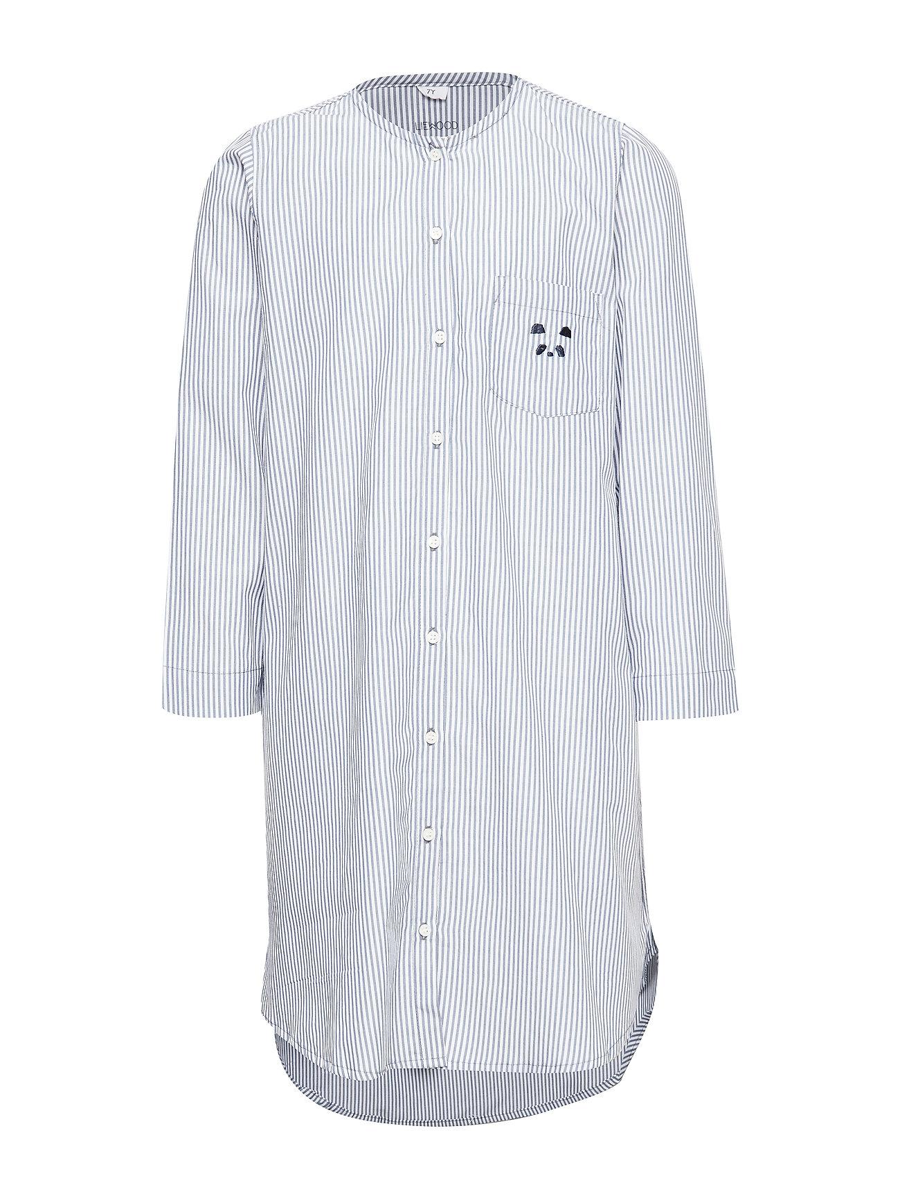 Liewood Evy Pyjamas Dress - Y/D STRIPE