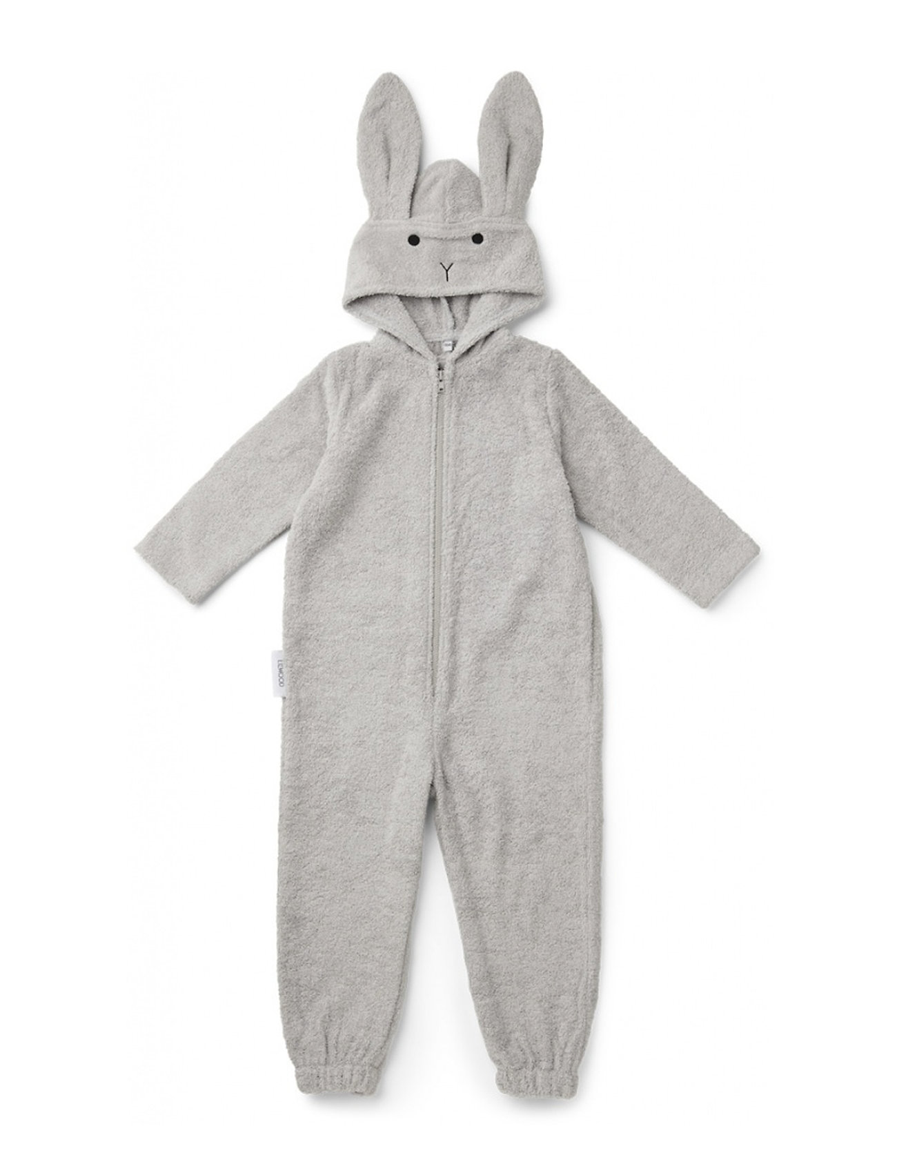 Liewood Taylor Jumpsuit - RABBIT DUMBO GREY