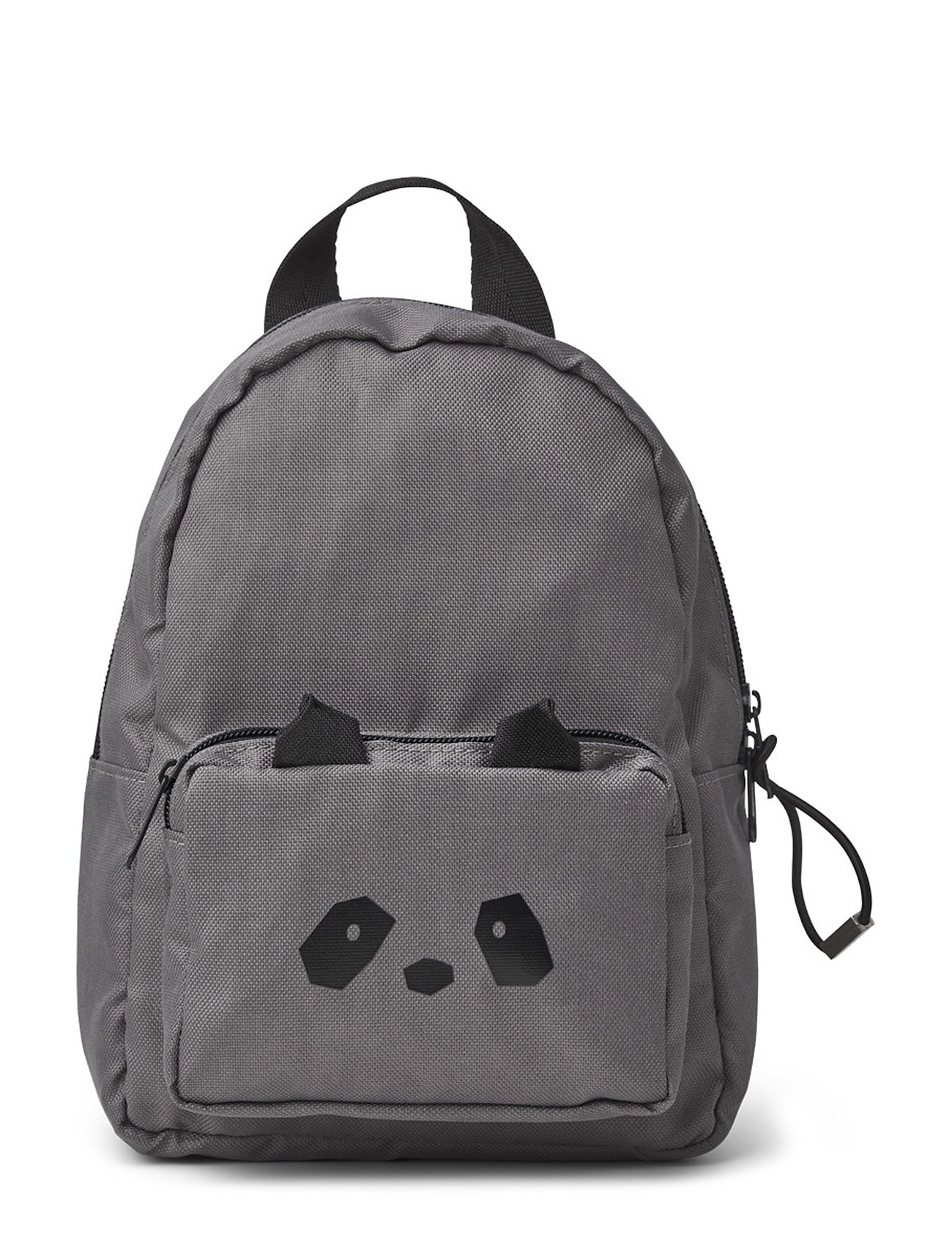 Liewood Saxo mini backpack - PANDA STONE GREY