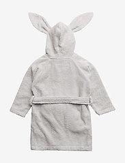 Liewood - Lily bathrobe - szlafroki - rabbit dumbo grey - 1