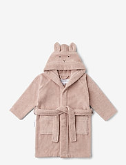 Liewood - Lily bathrobe - szlafroki - rabbit rose - 0