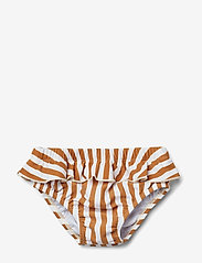 Liewood - Elise baby girl swim pants - stroje kąpielowe - stripe - 0