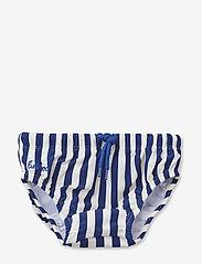 Liewood - Frej baby boy swim pants - stroje kąpielowe - stripe - 0