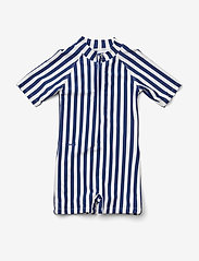 Liewood - Max Swim jumpsuit - uv-clothing - stripe - 0
