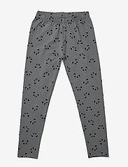 Liewood - Marie leggings - leginsy - panda stone grey - 0