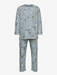 Liewood - Olly Pyjamas Set - zestawy - sea creature mix - 0