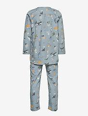 Liewood - Olly Pyjamas Set - zestawy - sea creature mix - 1