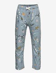Liewood - Olly Pyjamas Set - zestawy - sea creature mix - 2