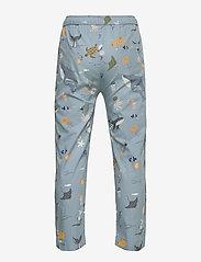 Liewood - Olly Pyjamas Set - zestawy - sea creature mix - 3