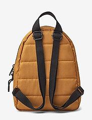 Liewood - Saxo mini backpack - plecaki - cat mustard - 1