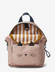 Liewood - Saxo mini backpack - plecaki - cat rose - 2