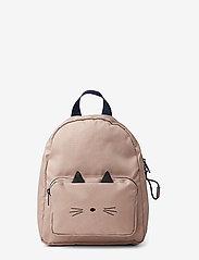 Liewood - Allan backpack - plecaki - cat rose - 0