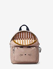 Liewood - Allan backpack - plecaki - cat rose - 2