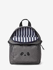 Liewood - Allan backpack - plecaki - panda stone grey - 2