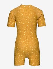 Liewood - Max Swim jumpsuit - jednoczęściowe - confetti yellow mellow - 1