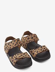 Liewood - Blumer sandals - sandały - mini leo/mustard - 0