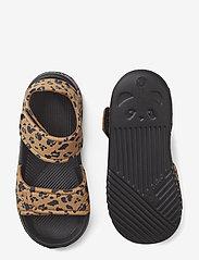 Liewood - Blumer sandals - sandały - mini leo/mustard - 1