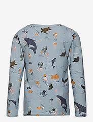 Liewood - Noah swim tee - koszulki - sea creature mix - 1