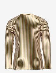 Liewood - Noah swim tee seersucker - koszulki - y/d stripe - 1