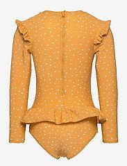 Liewood - Sille swim jumpsuit - stroje kąpielowe uv - confetti yellow mellow - 1