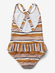Liewood - Amara swimsuit - swimsuits - stripe - 1