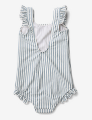 Liewood - Tanna swimsuit seersucker - swimsuits - y/d stripe - 1