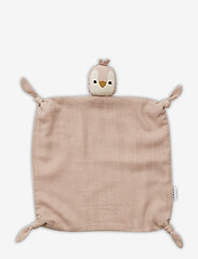 Liewood - Agnete cuddle cloth - cuddle blankets - penguin rose - 0