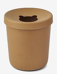Liewood - Evelina trash bin - przechowywanie - mustard - 0
