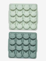 Liewood - Sonny ice cube tray - 2 pack - cuisine et pâtisserie - mint mix - 0